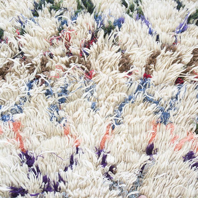 azilal vintage berber tapijt
