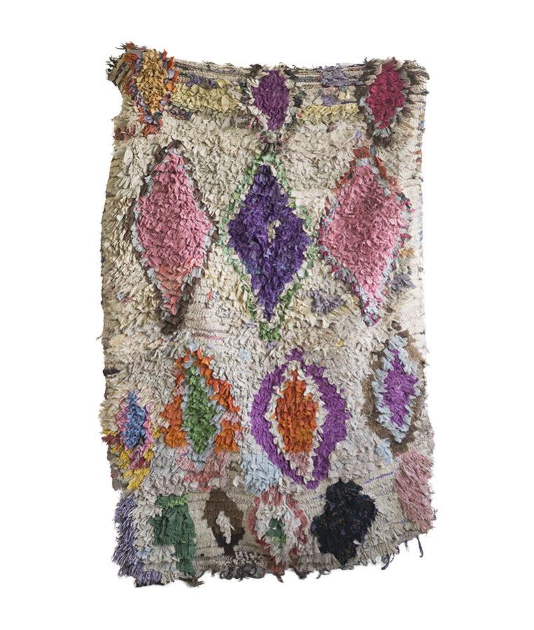 boucherouite tapijt the passion play