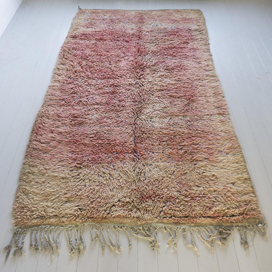Beni Mguild berber tapijt Smashing Pumpkins