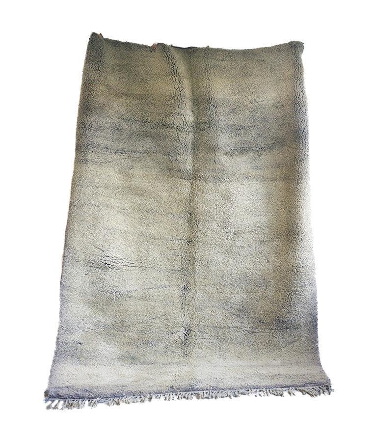 Beni Mrirt berber tapijt The Blue Bandit