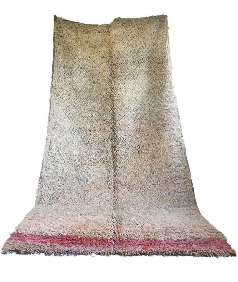 Beni Mguild berber tapijt Amber Waves