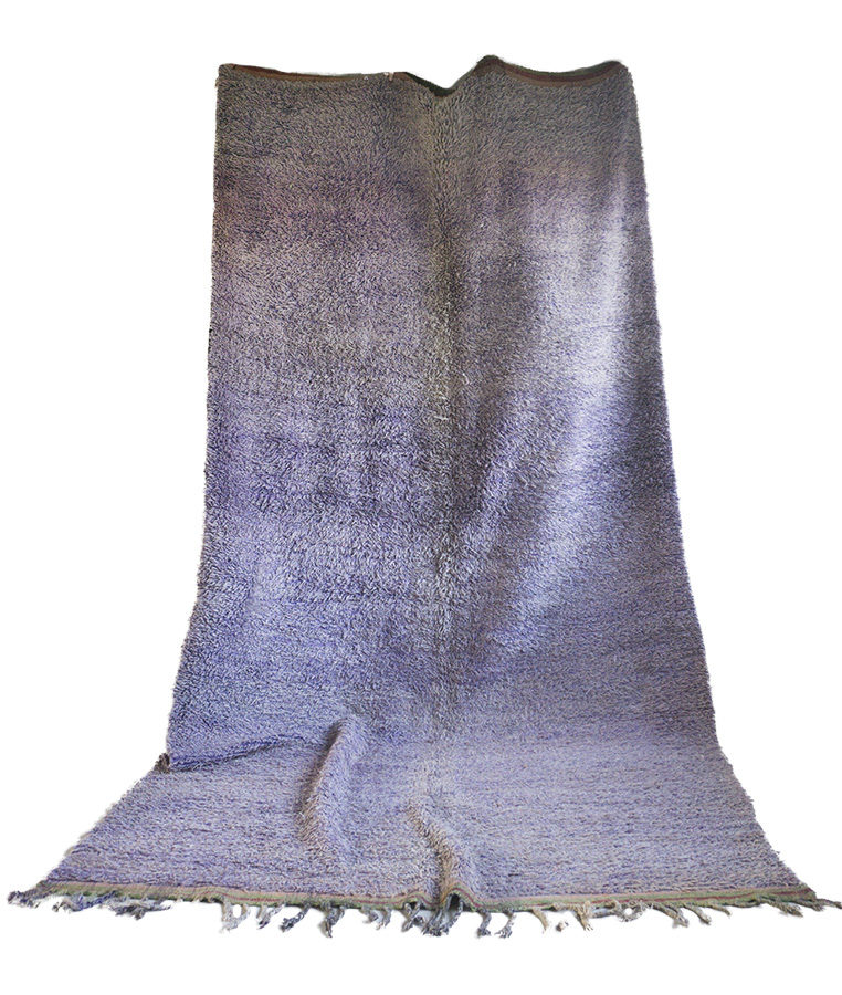 Beni Mguild berber tapijt Deep Purple