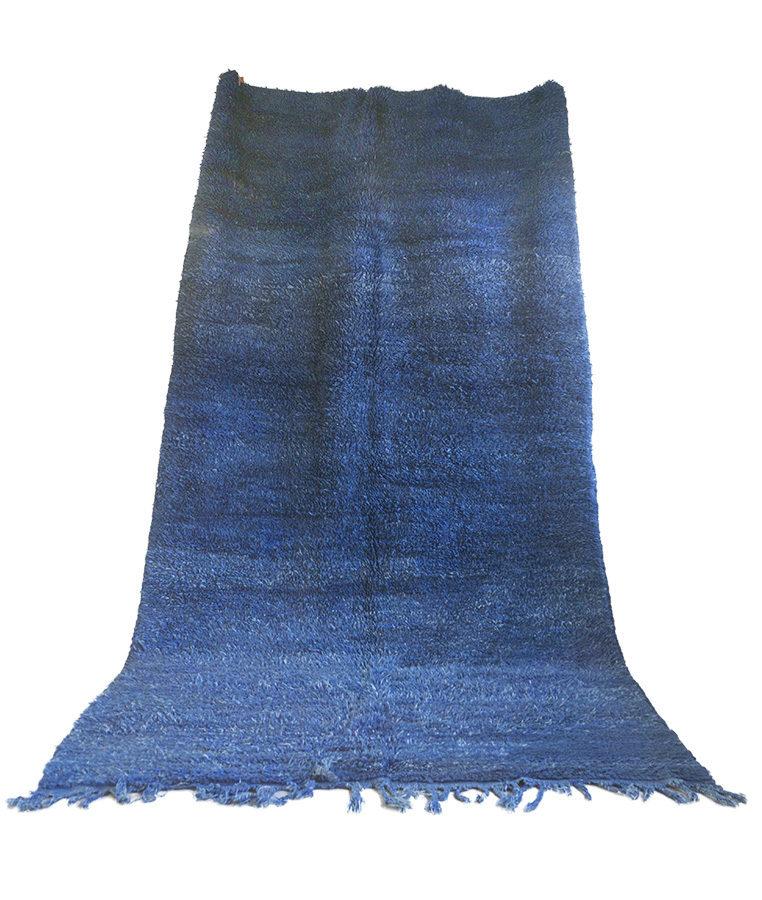 berber tapijt beni mguild cool blue