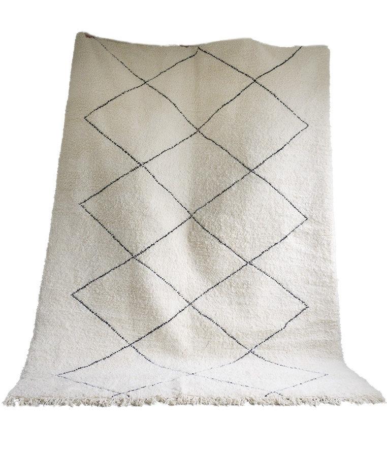 Beni Ouarain berber tapijt Tazla