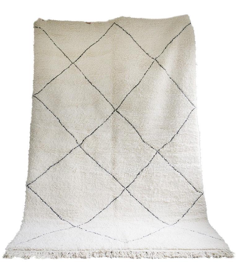 Beni Ouarain berber tapijt Meknes