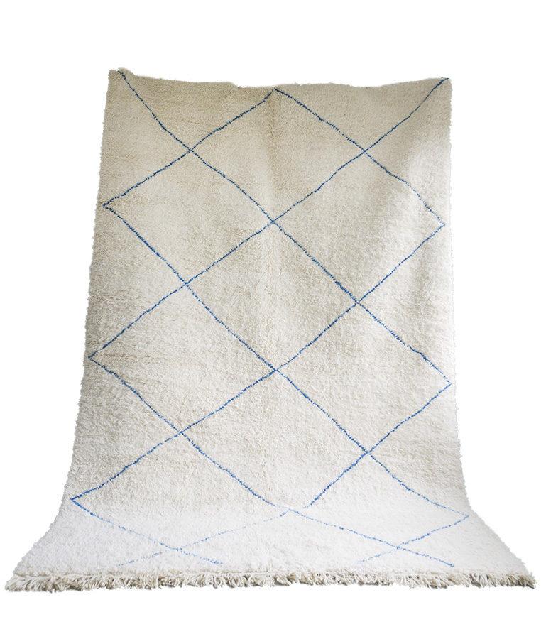 Beni Ouarain berber tapijt Ouazzane