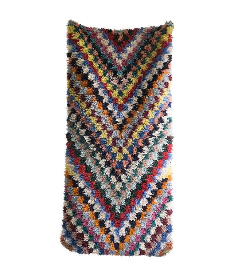 boucherouite berber tapijt