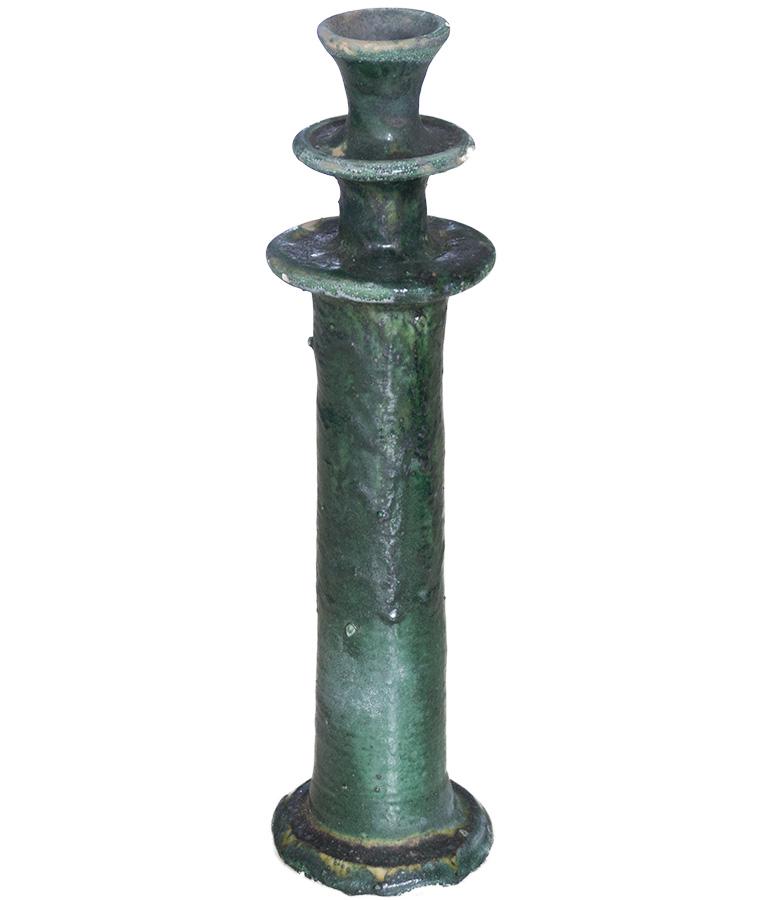 tamegroute aardewerk kandelaar